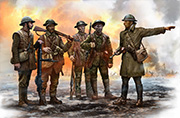British Infantry, Somme Battle period, 1916 /35146/