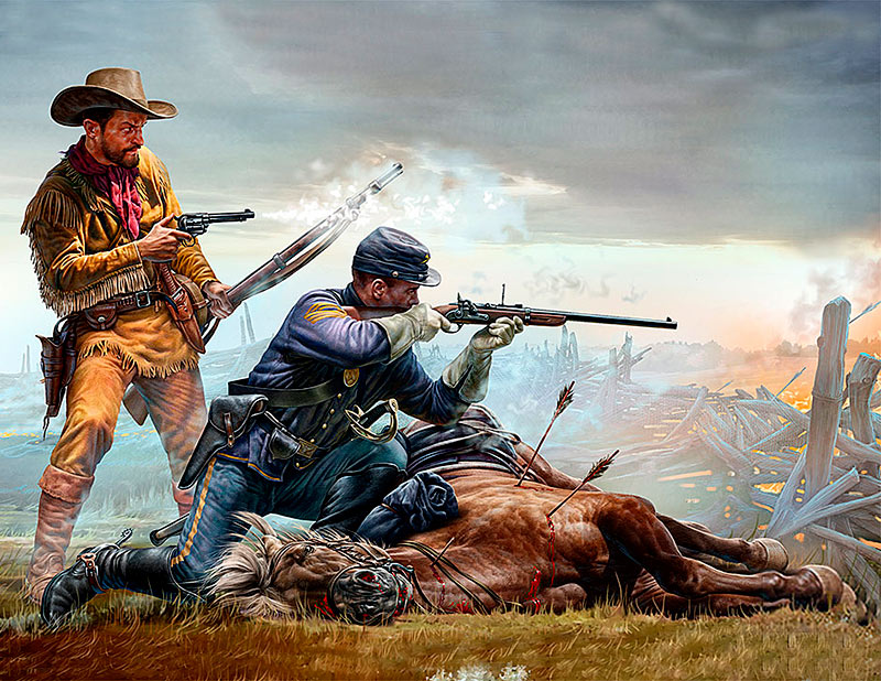 Indian Wars Series, Final Stand /35191/